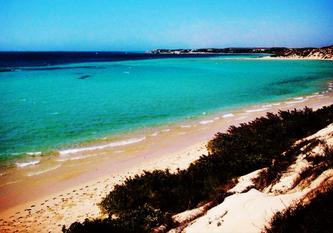 Фарос пляж Пафос