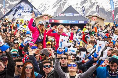 Зельдені в Apre-Ski