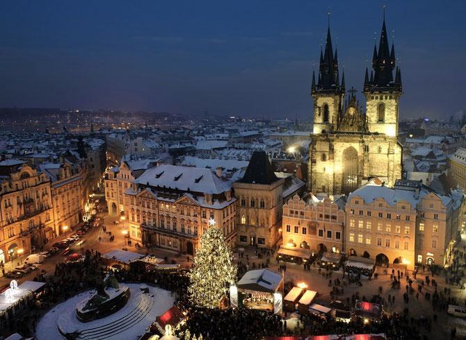 Лови момент! Акційний автобусний тур в Прагу!