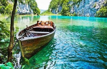 Озера Плітвіцькі