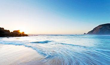 Мармарісу з один пляжів