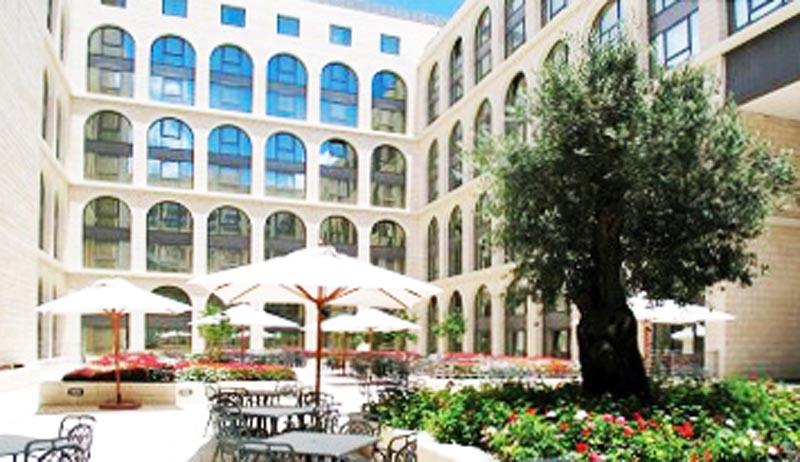 Єрусалиму готелів з один