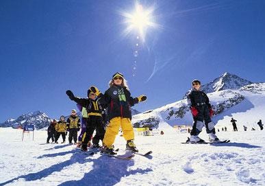 Відпочинок в Інсбруку гірськолижний
