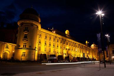 Хофбург імператорський палац