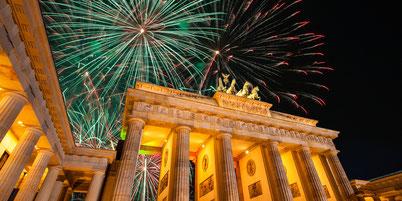 Берліні в рік новий