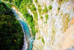 Тара річка каньйон
