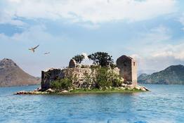 Озеро Чорногорія скадарське