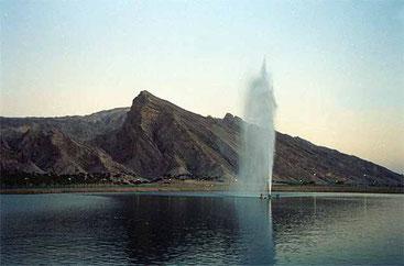 Аль-Айн-Гомур гарячі джерела