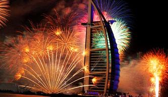 Дубаї Новий рік