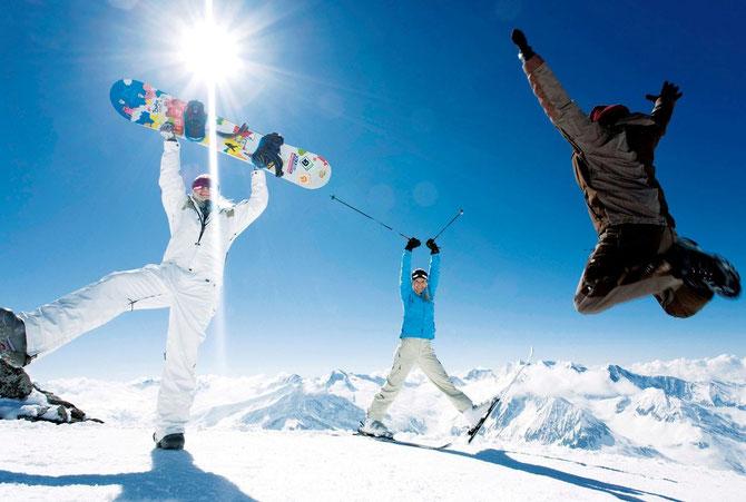 Новий Рік 2014! Сплануй завчасно на найкращих гірськолижних курортах світу!