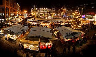 Будапешт ярмарок різдвяний
