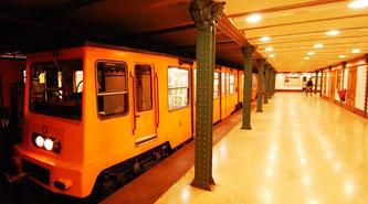 Будапешт метро