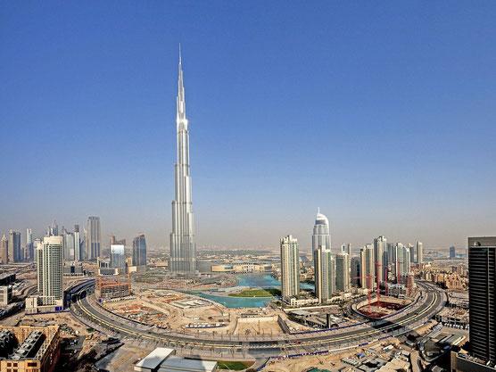 ОАЕ. Дубай
