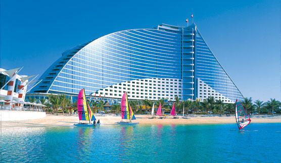 ОАЕ  Jumeirah Beach Hotel 5 * - Ваш розкішний відпочинок! Спеціальні пропозиції та раннє бронювання.