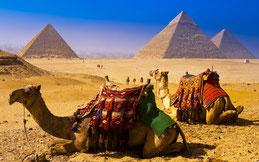 Єгипту піраміди