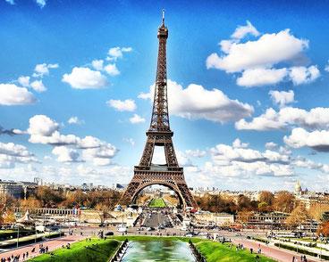 Парижі в вежа Ейфелева