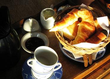 Парижі в сніданок