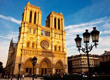 Парижі в Норт-Дам де Парі