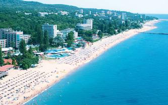 «Сонячний берег» Болгарії