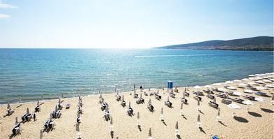 Золотисті пляжі «Сонячного берегу»
