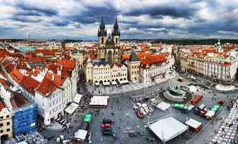 Чехія, Прага