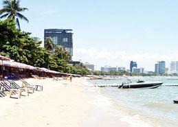 Паттайя Біч пляж