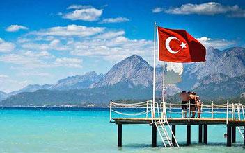Туреччині в відпочинок