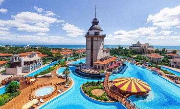 Туреччини один готелів з