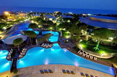 Туреччини з готелів один