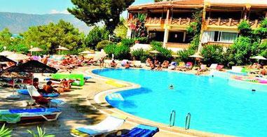 Туреччини готель в клубний