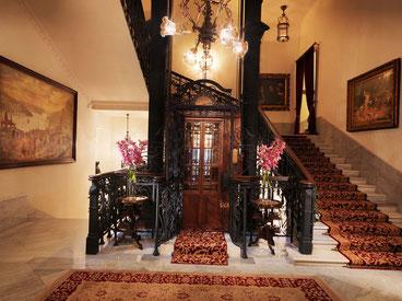 Туреччині в історичний готель