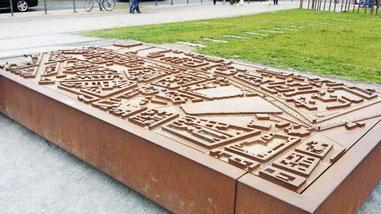 «Берлінська стіна» комплекс меморіальний