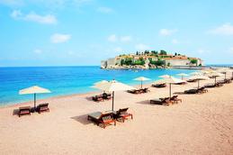 Святий Стефан пляж