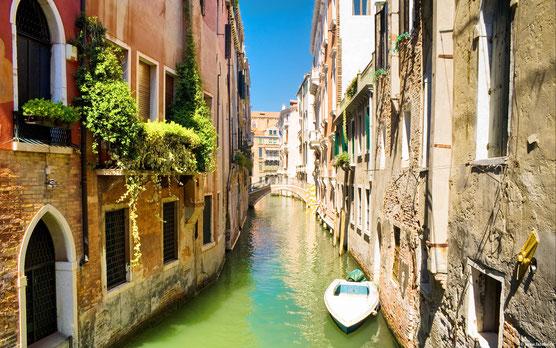 Проведи 5 ночей в Венеції всього за 180Є!