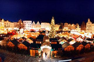 Зальцбург різдвяний вечір