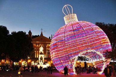 Парижі  Різдво у католицьке