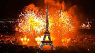 Парижі в рік Новий