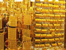Дубаї ринок золотий