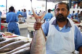 Дубаї рибний ринок