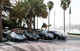 Дубаї ринок один з автомобільних