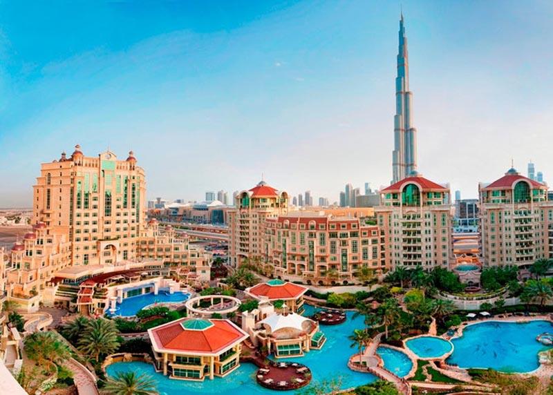 Шикарний відпочинок в Дубаї! Акційні пропозиції!