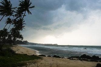 День на Шрі-Ланці похмурний