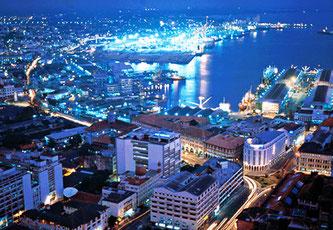 Коломбо курорт і столиця