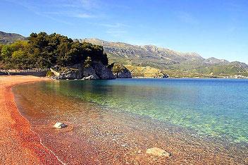 Чорногорії в відпочинок