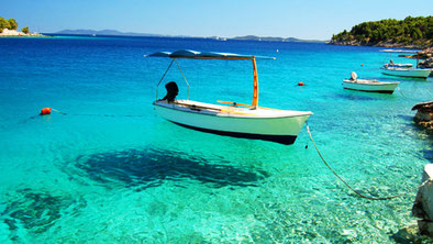 У Хорватії вересні в відпочинок