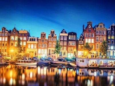 Амстердамі в рік новий