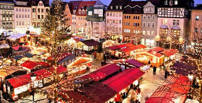 Амстердамі ярмарки в різдвяні