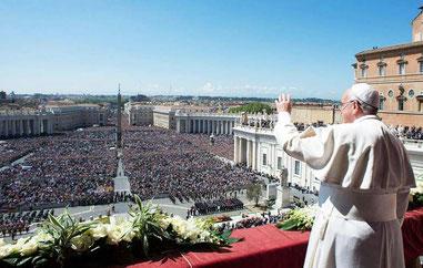 Римі в Великдень