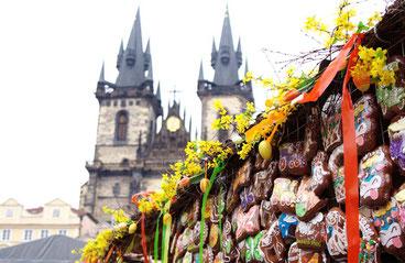 Чехії в Великдень