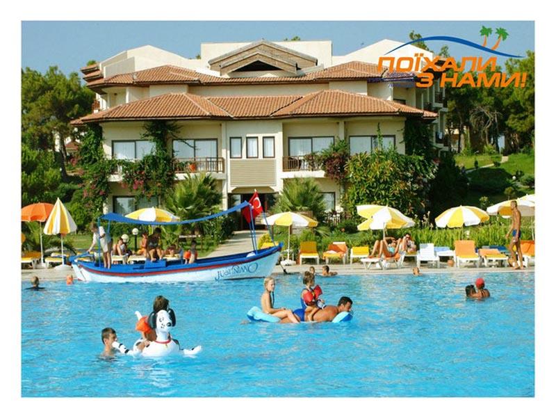 Сплануйте свій ідеальний відпочинок завчасно! -30% на Туреччину!